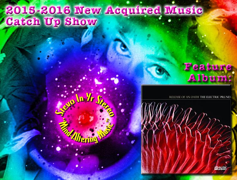 Mind-Altering Music 2017 Playlists